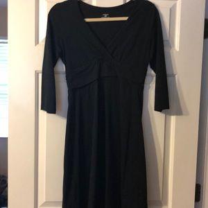 Patagonia black casual dress
